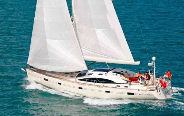 Sailing Yacht Pacific Northwest