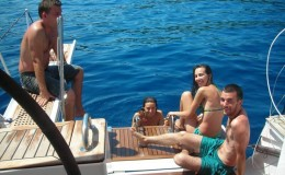 Sailing puerto vallarta yachts29