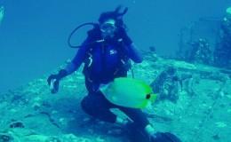 Scuba Dive at Las Caletas Puerto Vallarta Yachts5