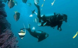 Scuba Dive at Los Arcos and Majahuitas Puerto Vallarta Yachts1