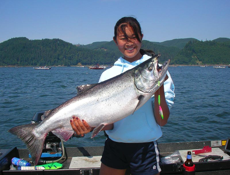 Yacht fishing pacific northwest for Pacific northwest fish