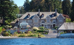 Lake Washington Mansion4