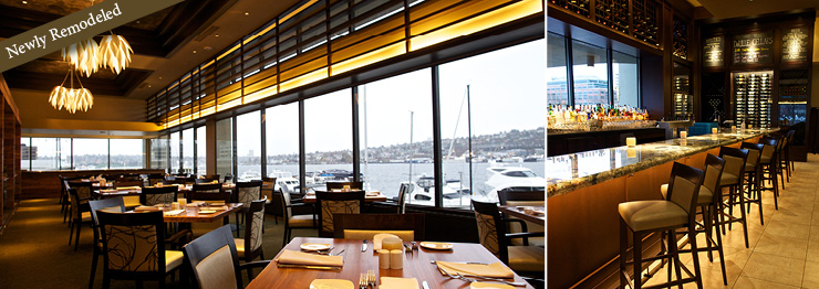 Business yacht charter seattle seattle yacht rental for Fish restaurant seattle