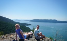 SanJuanIsland hiking Seattle Yacht Charters Daily