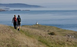 SanJuanIsland hiking2 Seattle Yacht Charters Daily