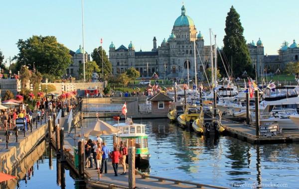Yacht Charter Victoria, British Columbia