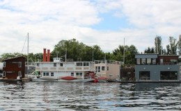 lake union houseboats