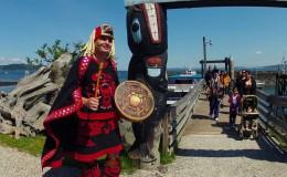 totem-man tillicum village