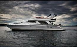 53′ Prima Luxury Power Yacht15