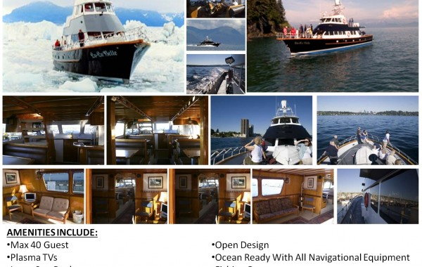 75′ Custom Luxury Yacht