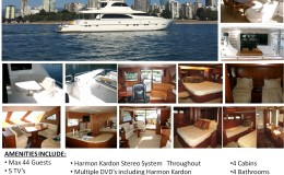 82′ Horizon Luxury Yacht 2