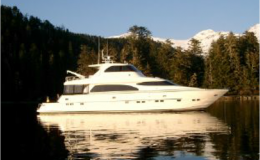 82′ Horizon Luxury Yacht Seattle Yacht Charters Daily