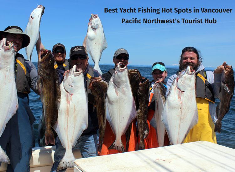 Yacht Fishing Pacific Northwest