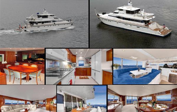 100′ Mega Yacht
