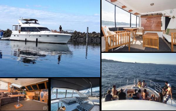53' Luxury Yacht