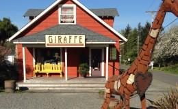 Exploring Vashon Giraffe Store