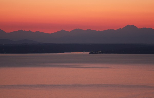 Puget-Sound-sunset