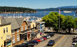 friday_harbor_spring_st_by_mike_bertrand